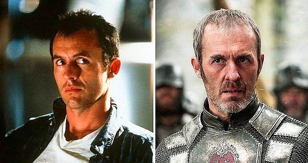 20. Stephen Dillane (Stanis Baratheon)
