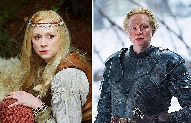 2. Gwendoline Christie (Brienne Of Tarth)