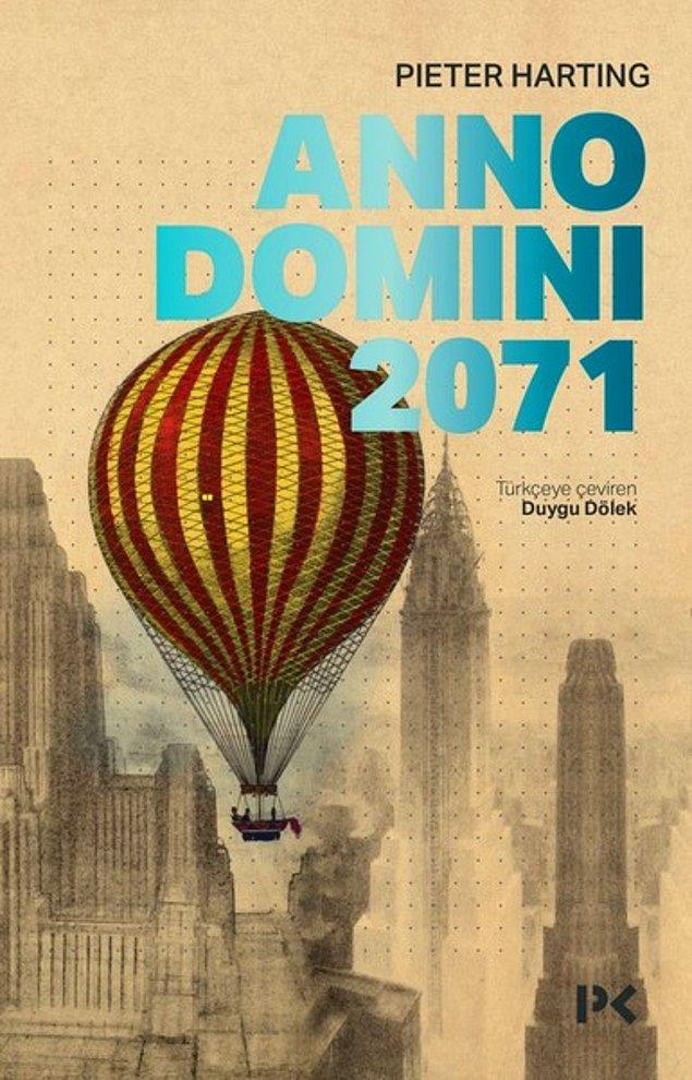 17. Anno Domini 2071 - Pieter Harting