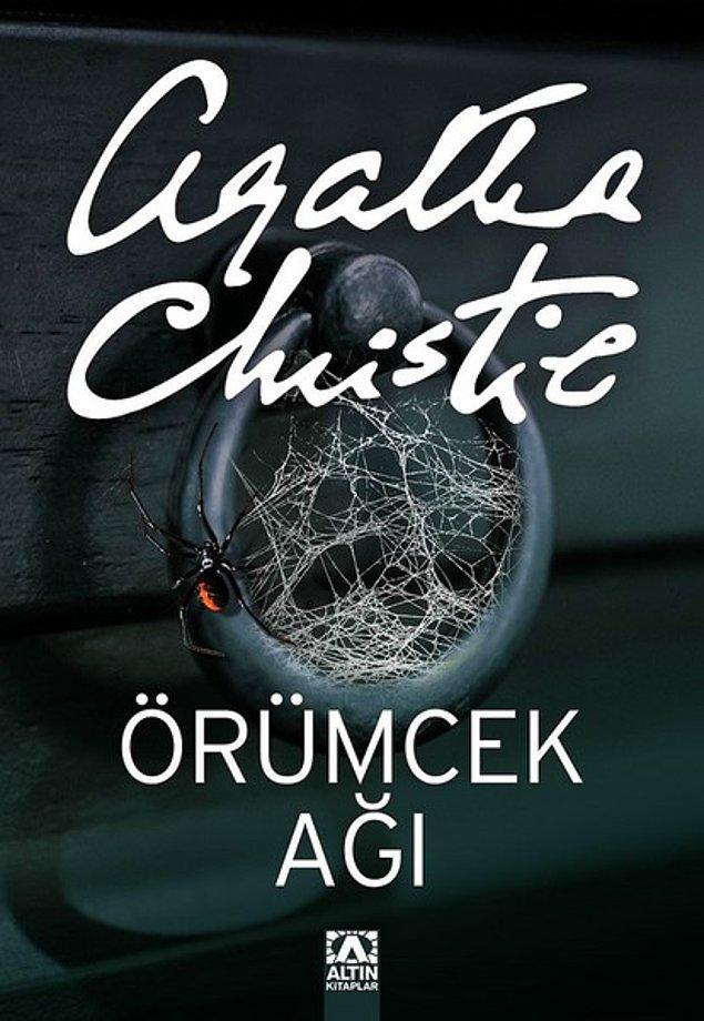 13. Örümcek Ağı - Agatha Christie
