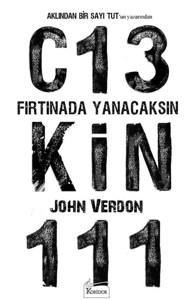 4. Fırtınada Yanacaksın - John Verdon