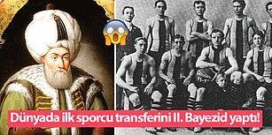 Futboldan Tenis'e Basketboldan Güreş'e Kadar Spor Tarihinin İlklerinden Oluşan 15 Bilgi