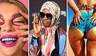2018'in Moda ve Makyaj Açısından Gelmiş Geçmiş En Tuhaf Yıl Olduğunu Gösteren 18 Trend