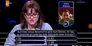 Kim Milyoner Olmak İster'de Telefon Jokeri Sorunun Cevabını İnternette Aradı!