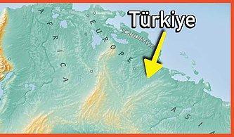 Karşınızda 250,002,018 Yılının Dünya Haritası: Afrika ve Amerika Birleşecek, Peki Türkiye Nerede Olacak?