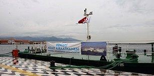 Meclis Gündeminde: Zübeyde Hanım Gemisi 'Millet Kıraathanesi' mi Oluyor?