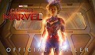 Marvel Hayranlarının Merakla Beklediği Captain Marvel Filminden Yeni Fragman Geldi