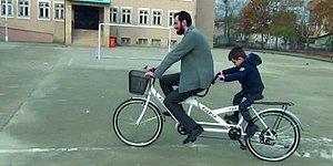 Görme Engelli Öğrencilerinin Bisiklet Hayalini Gerçekleştiren Mükemmel Öğretmen