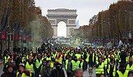 Macron Hükümeti Geri Adım Attı ve 2019 Yılı İçin Akaryakıt Zamları İptal Edildi