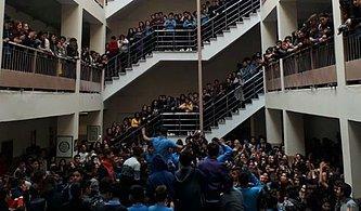 Bunu da Gördük! Tacizci Öğretmenin Görevine Devam Etmesini Protesto Eden Öğrencilere Uzaklaştırma Cezası