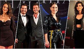 Kırmızı Halı Alarmı: Netflix'in İlk Orijinal Türk Dizisi Hakan: Muhafız'ın Galasının Şık ve Rüküşlerini Seçiyoruz!
