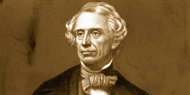 Samuel Morse, hayatını resim yaparak kazanıyordu ve 1825 yılının şubat ayında yolu iş için Washington D.C.'ye düşmüştü. O zamanlar 34 yaşında olan Morse, sanatını imrenerek takip ettiği isimlerden yaşça büyüktü ve onlar gibi bir başyapıt icra edebilmiş de değildi.