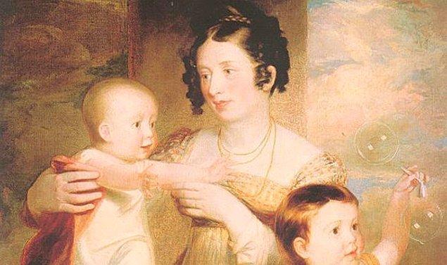 Lucretia, doğumdan birkaç gün sonra kalp krizi geçirip ölmüş, Morse ise karısının öldüğünü babasından gelen bir mektupla öğrenmişti.