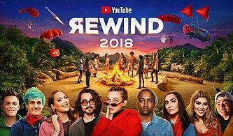 Yılın En Çok Merak Edilen Videosu: YouTube Rewind 2018 Yayınlandı!