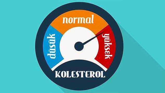 Kolesterolün özellikle yüksek seviyeleri risk teşkil ediyor. Bu seviyeler yaştan yaşa ve bünyeden bünyeye farklılık gösterebiliyor.