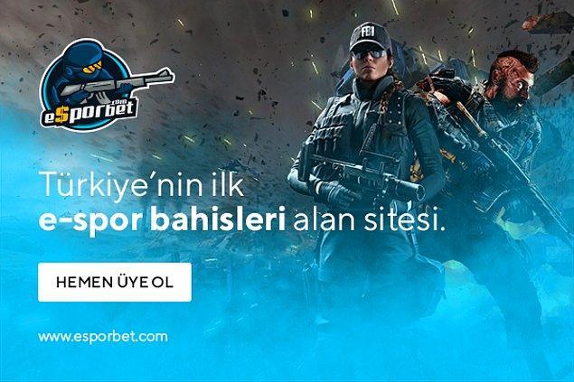 Seçimlerine güvenen oyuncu daima kazanır, Esporbet.com ile sezgilerini kullan!