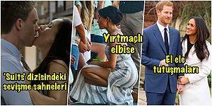 Kraliçe Elizabeth Dertli! Kraliyetin Asi Gelini Meghan Markle'ın Çiğnediği Sansasyon Yaratan Katı Kurallar