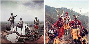 Kültürün Beşiğine Yolculuk: Kaybolmaya Yüz Tutmuş Kabilelerin Fotoğraflarını Görünce Çok Şaşıracaksınız!