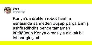 Belki de Düşmeye Programlanmıştır! Konya'da Üretilen İnsansı Robot Mini Ada'nın Hazin Sonu Sosyal Medyanın Gündeminde