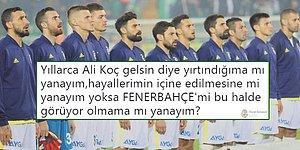 Fenerbahçe Küme Düşme Hattında! Akhisar Maçı Sonrası Taraftarlar İsyan Bayrağını Çekti