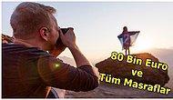 Dünyayı Dolaşırken Fotoğraflarını Çekecek Kişiye 80 Bin Euro Maaş Verecek Zengin Aile