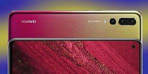 Huawei Nova 4 Tanıtım Videosu: Ön Kamerası Ekrana Gömülü Nova 4 İçin Tanıtım Videosu Yayınlandı