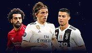 Listede Real Madrid'den 9 Futbolcu Var: UEFA Yılın 11'i Adaylarını Açıkladı