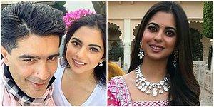 Dünyanın En Pahalı Düğünü: Hindistanlı Isha Ambani ve Anand Piramal Peri Masalı Gibi Bir Düğünle Dünya Evine Girdi