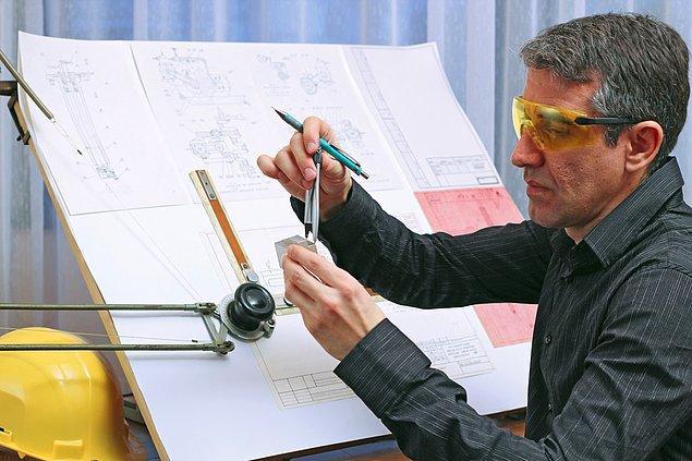 10. Endüstriyel tasarım mühendisi!