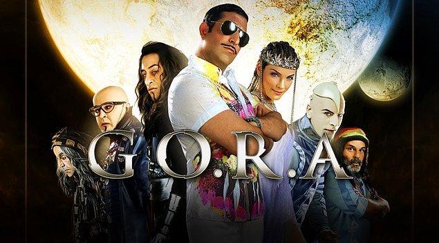 10. G.O.R.A., 4.001.711 - IMDb 8,0