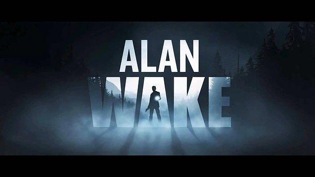 15. Alan Wake