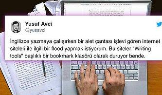 İngilizce'yi Bal Eyledik: Bu Alet Çantasıyla İngilizce Yazı Yazmak Türkçe Yazmaktan Daha Kolay Hale Gelecek!