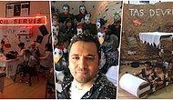Bizim Çok Güzel Öğretmenlerimiz Var! Gebze'deki Sınıfını Kendi İmkanlarıyla Bir Hayal Ülkesine Çeviren Mehmet Bilgin