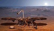 Kızıl Gezegen Mars'ta Gün Batımları Neden Soğuk Bir Mavi Olur Biliyor musunuz?