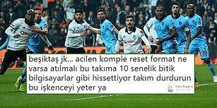 Müthiş Maçta Puanlar Paylaşıldı! Beşiktaş - Trabzonspor Maçının Ardından Yaşananlar ve Tepkiler