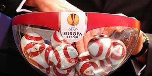 Avrupa Ligi'nde Galatasaray ve Fenerbahçe'nin Rakipleri Belli Oldu!