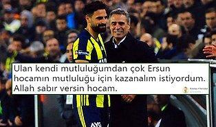 Fenerbahçe Üstünlüğü Koruyamadı! Erzurumspor Maçı Sonrası Taraftarlar Slimani'ye Büyük Tepki Gösterdi