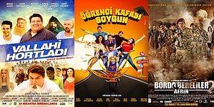 2018 Yılında Vizyona Girmiş En Başarısız 20 Türk Filmi
