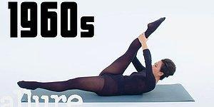 Kadınların 100 Yıl İçinde Değişen Egzersiz Trendleri
