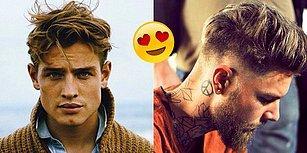 Bir Erkek İşte Böyle Olmalı! Kadınların Gözlerini Bayram Ettiren Birbirinden Güzel 15 Erkek Saç Modeli
