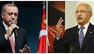 Erdoğan ve Kılıçdaroğlu Hakkında 'Toplumu Birbirine Karşı Kışkırtmaktan' Suç Duyurusu