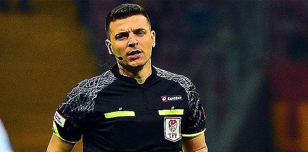 Antalyaspor - Fenerbahçe maçını ise Ümit Öztürk yönetecek.