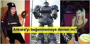 'Ankara'yı Beğenmemeye Devam mı?' Diye Soran Kullanıcıya Gelen Birbirinden Absürt Fotoğraflı Cevaplar