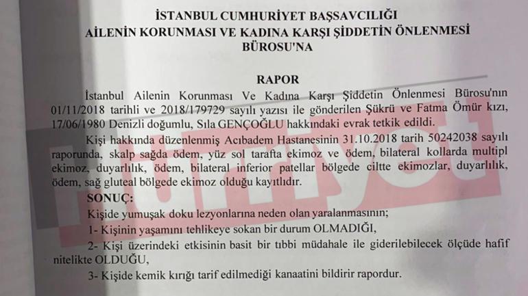Sıla-Ahmet Kural davasında Adli Tıptan yalanlama: Rapor hazırlamadık