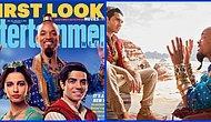 Disney'in Will Smith'li Live-Action Filmi ''Aladdin''den İlk Görseller Geldi!