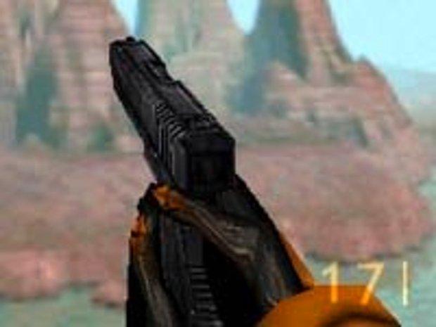 Düz tabanca