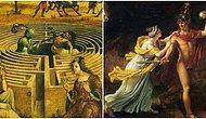 Ege Denizi'ne Bugünkü Adını Veren Mitolojik Bir Kahramanlık ve Aşk Öyküsü: Theseus ve Ariadne