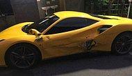 Yorgunluktan Uyuyakalınca 3 Ferrari'ye Çarptı: Tamir Masrafı İçin Yardım Kampanyası ve 'Affedin' Çağrısı