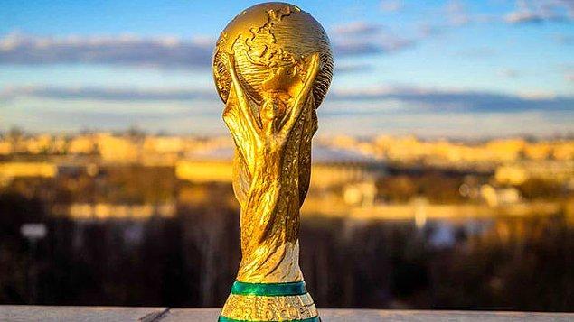 12. Türkiye en son hangi yıl Dünya Kupası'na katıldı?