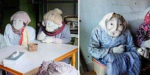 Oyuncak Bebek Evi: Azalan Nüfusa Dikkat Çekmek ve Ölenleri Anmak İçin Yeniden Düzenlenen Japon Köyü